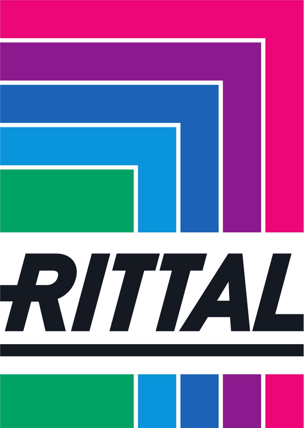 Rittal Komfortgriff RAL9005 TS 8611.360 Schaltschranksysteme 8611360