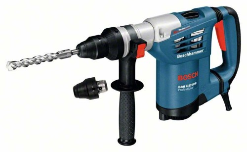 Bosch Power Tools Bohrhammer GBH 4-32 DFR Set