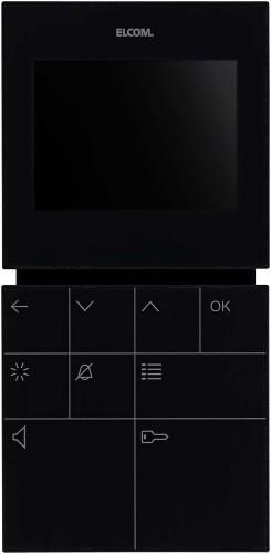 elcom video freisprech komfort bvf 240 sw elektroartikel online shop. Black Bedroom Furniture Sets. Home Design Ideas