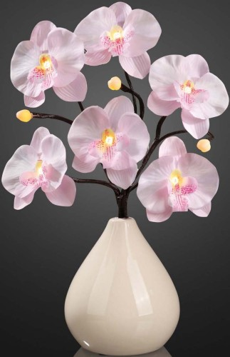 Hellum LED Orchideenzweig 300222