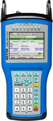Kurth Electronic xDSL MultiTest Paket KE3700 Komplettpaket