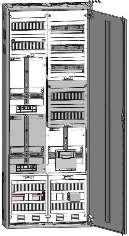 ABN Zählerschrank S29ZZ120Z - Elektro4000.de - Elektroartikel Online ...