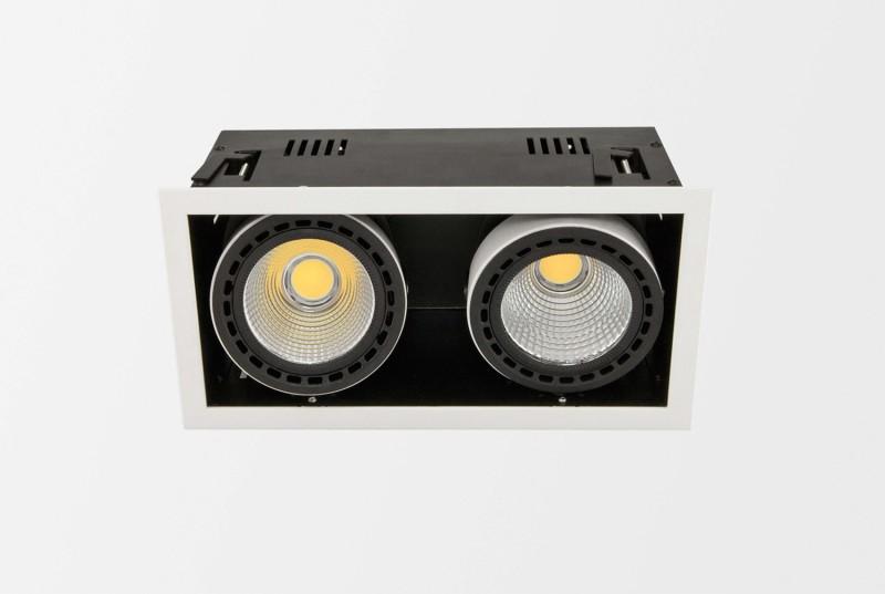 Abalight LED-Downlight dlbo - 200-duo -  17432 ip20 abalight LED-Downlight