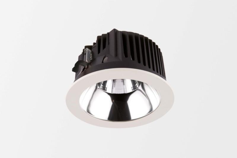 Abalight LED-Downlight dlsm - 160-cll04-827-w ip20 abalight 16242 LED-Downlight