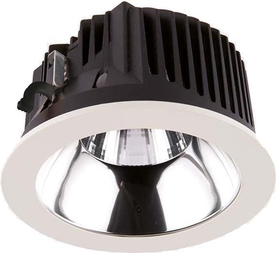 Abalight LED-Downlight DLSM-160-CLL04-830-W IP20 16244 LED-Downlight | Qualität und Quantität garantiert
