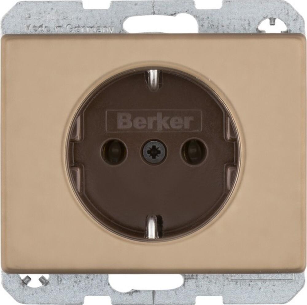 berker steckdose brz 47140001 elektroartikel online shop. Black Bedroom Furniture Sets. Home Design Ideas