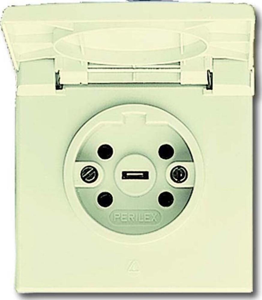 busch jaeger perilex steckdose 2064 ug 101 elektro4000. Black Bedroom Furniture Sets. Home Design Ideas