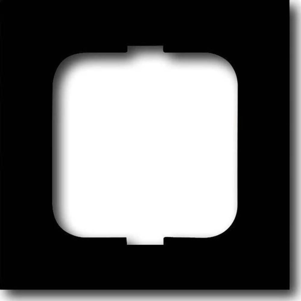 busch jaeger rahmen 1 fach 1721 181k elektroartikel online shop. Black Bedroom Furniture Sets. Home Design Ideas