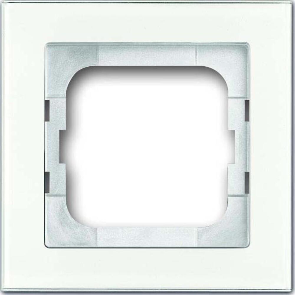 busch jaeger rahmen 1 fach 1721 280 elektroartikel online shop. Black Bedroom Furniture Sets. Home Design Ideas