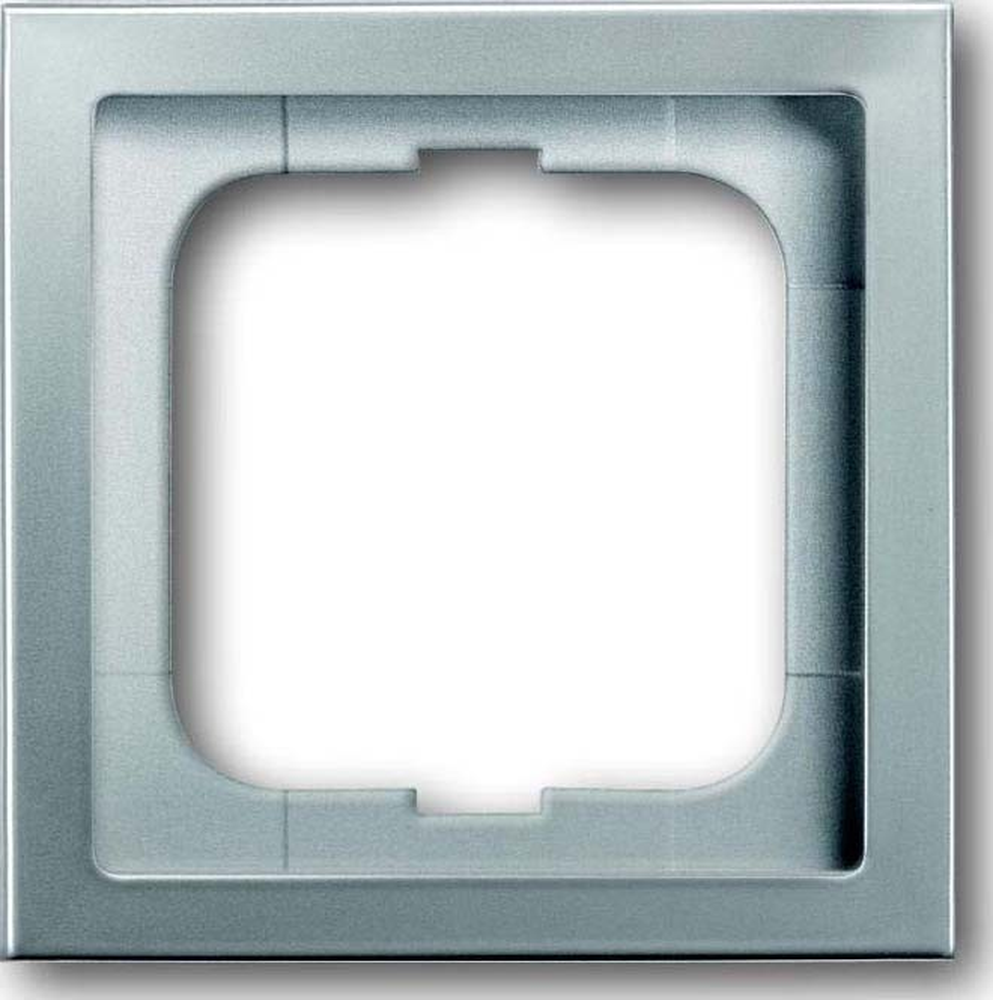 busch jaeger rahmen 1 fach 1721 866k elektroartikel online shop. Black Bedroom Furniture Sets. Home Design Ideas