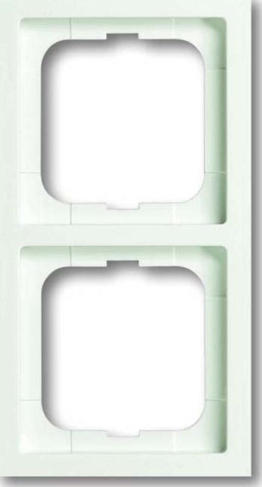 busch jaeger rahmen 2 fach 1722 884k elektroartikel online shop. Black Bedroom Furniture Sets. Home Design Ideas