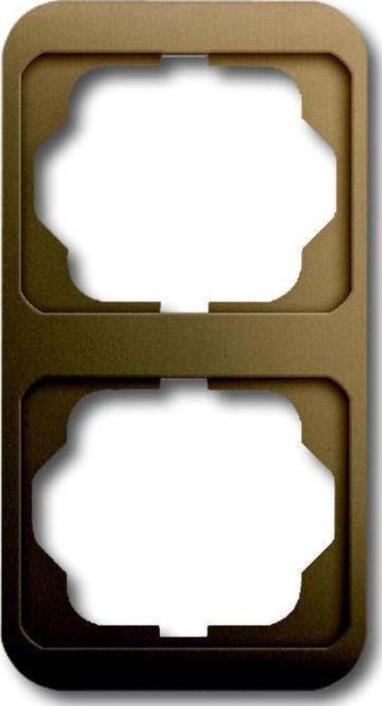 busch jaeger rahmen 2 fach 1732 21 elektroartikel online shop. Black Bedroom Furniture Sets. Home Design Ideas