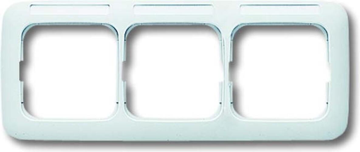 busch jaeger rahmen 3 fach 1733 ns 214 elektroartikel online shop. Black Bedroom Furniture Sets. Home Design Ideas