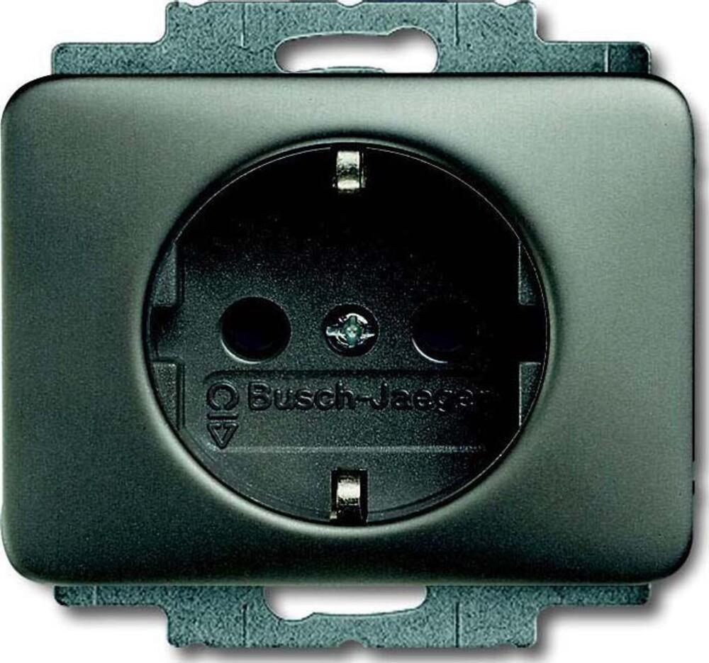 busch jaeger steckdosen einsatz pla 20 euc 20. Black Bedroom Furniture Sets. Home Design Ideas