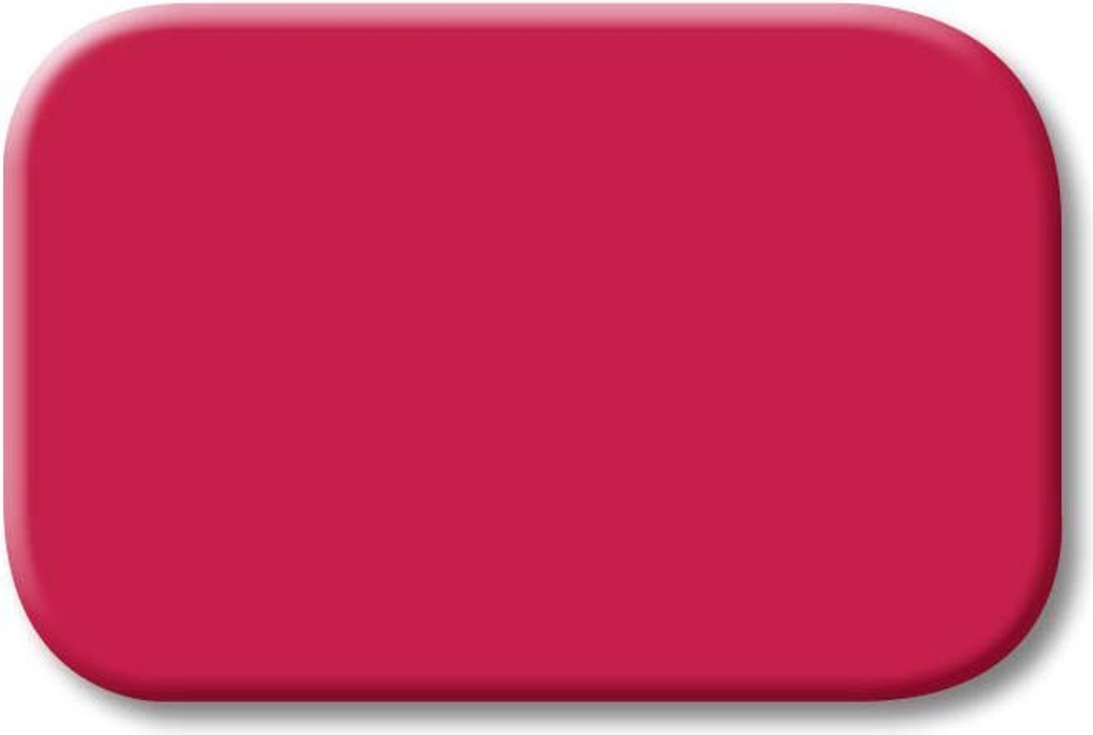 Busch-Jaeger Tastersymbol rot 2525-12