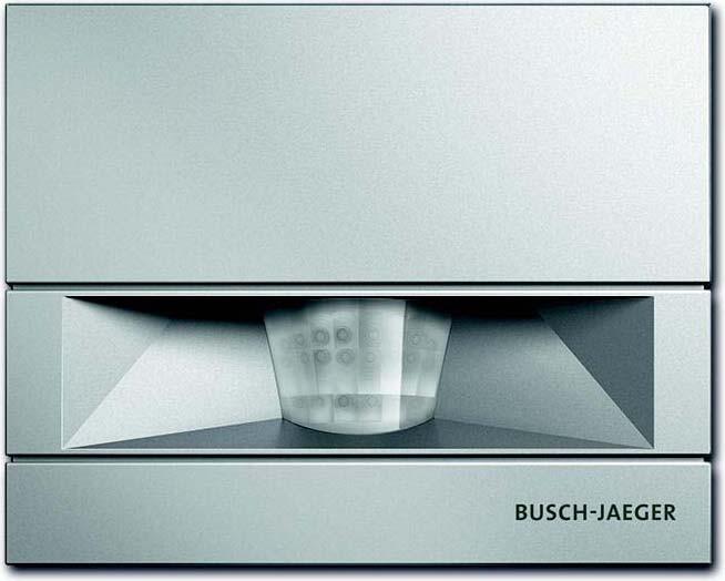 busch jaeger w chter si met 6855 agm 208. Black Bedroom Furniture Sets. Home Design Ideas