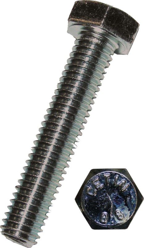 DIN 933 // DIN 934 M10x60 Edelstahl A2 - 10 St/ück D/´s Items/® Sechskantschrauben mit Vollgewinde /& Sechskantmuttern V2A Gewindeschrauben mit Sechskant-Muttern Maschinenschrauben -