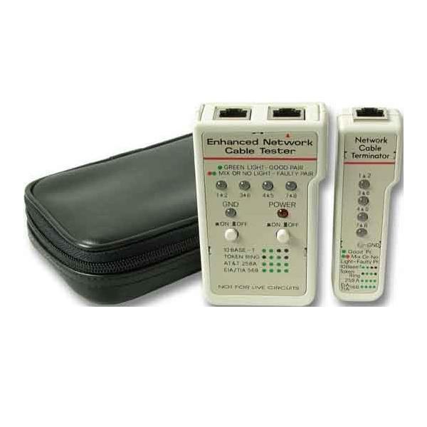 EFB-Elektronik Leitungsprüfer geschirmt 39938.1