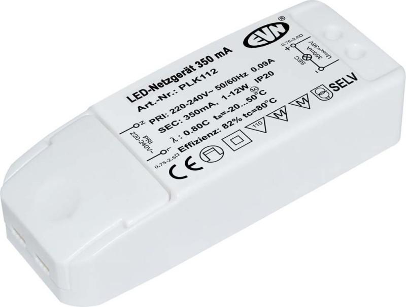 EVN Lichttechnik LED-Netzgerät SLK 120 18 IP20 LED-Steuerungen SLK12018