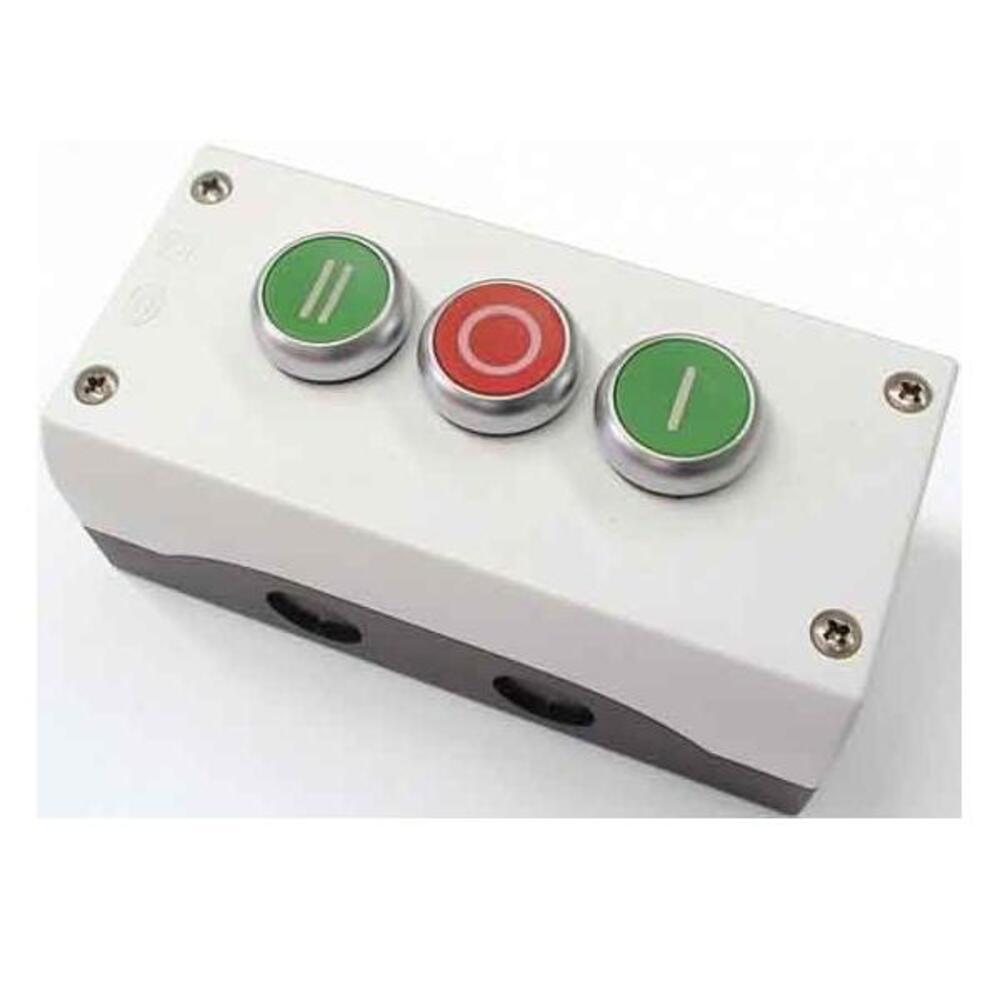 EATON Electric Tastenplatte M22-XDP-S-X7