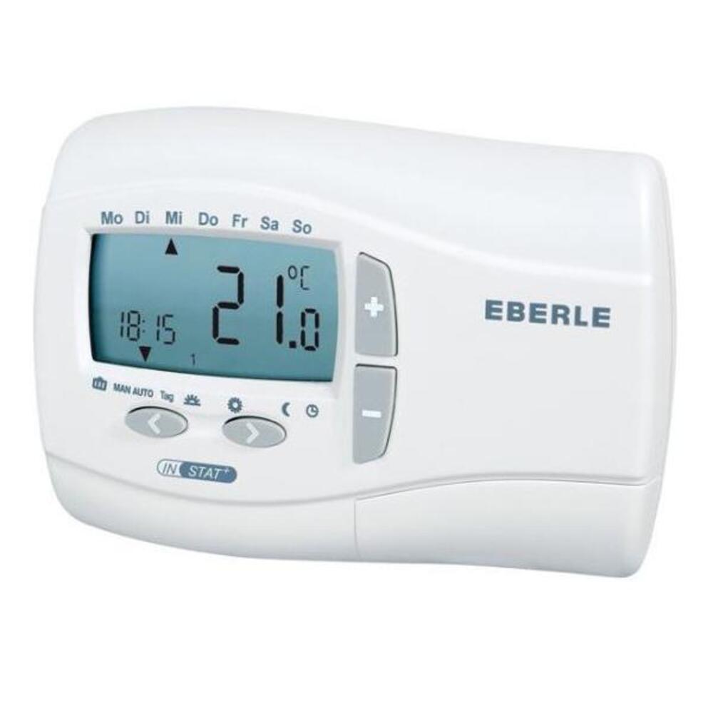 eberle controls temperaturregler tages wochenuhr instat. Black Bedroom Furniture Sets. Home Design Ideas
