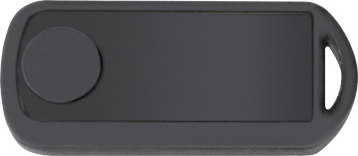 und Haustechnik Installationsschalt Eltako FMH1W-sz Funk Minihandsender Elektro