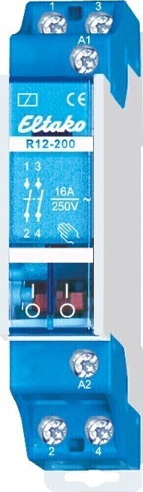 Siemens Schaltrelais 2S AC 230 400V 16A AC 12V 5TT4202-3