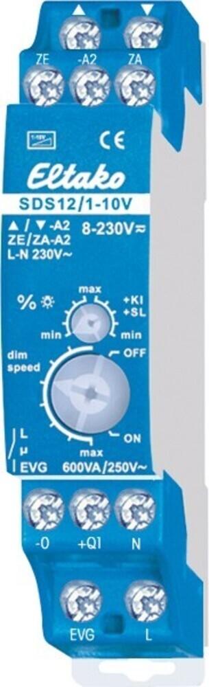 Eltako ELD6112 36V DC LED Dimmschalter 12 36V DC Power