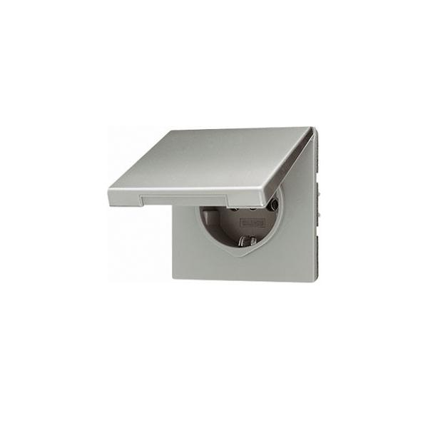 jung schuko steckdose 16a 250v es 1520 kikl elektro4000. Black Bedroom Furniture Sets. Home Design Ideas