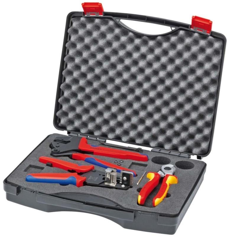 Knipex-Werk Werkzeugkoffer 97 91 01 Werkzeugsets Werkzeugkoffer