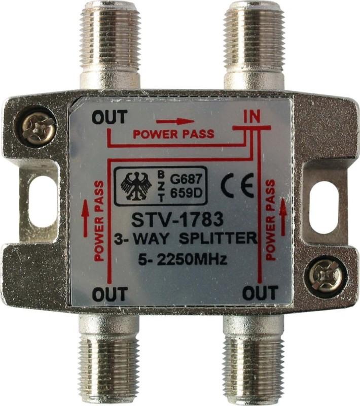 Kreiling Tech. Verteiler 3fach 5-2250MHz Class A STV1783