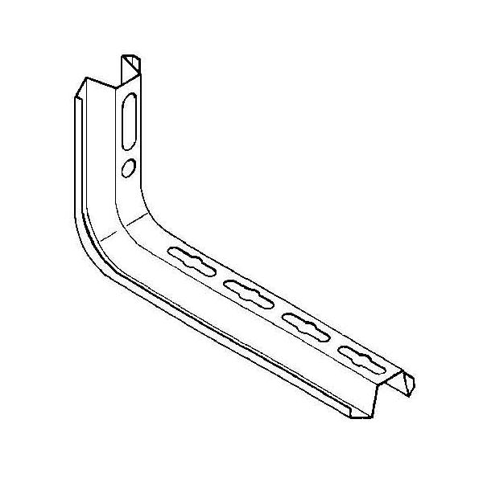 Niedax Tragkonsole TKS 500 F Hängestiele Stahl Tragkonsole       Quality First  027d5c