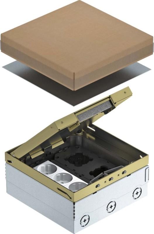 obo bettermann bodentank komplett udhome4 2m v elektroartikel online shop. Black Bedroom Furniture Sets. Home Design Ideas