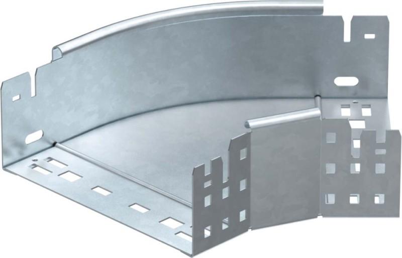 OBO Bettermann Bogen 45 Grad RBM 45 820 FT Bogen 6041432 Stahl Bogen | Feine Verarbeitung