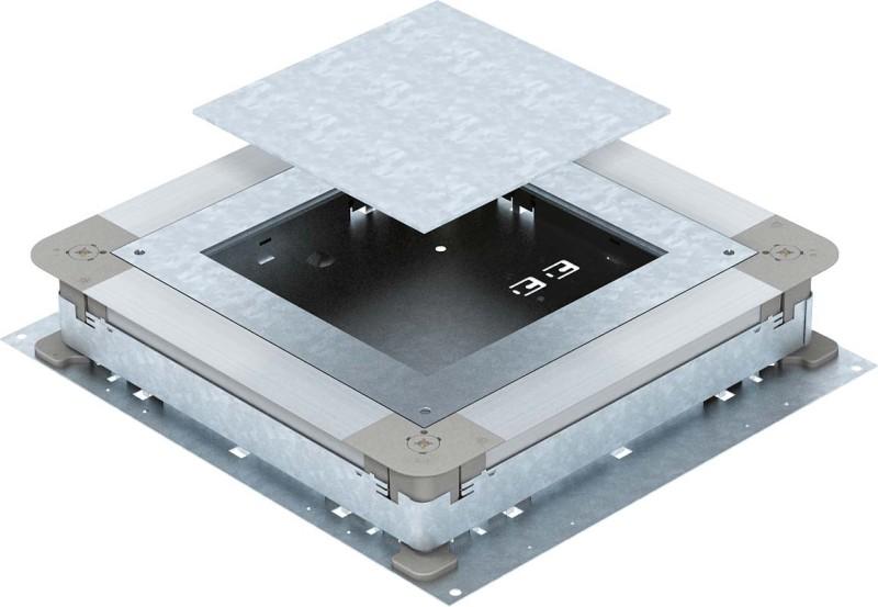 obo bettermann unterflur ger tedose ugd 250 3 4 elektroartikel online shop. Black Bedroom Furniture Sets. Home Design Ideas
