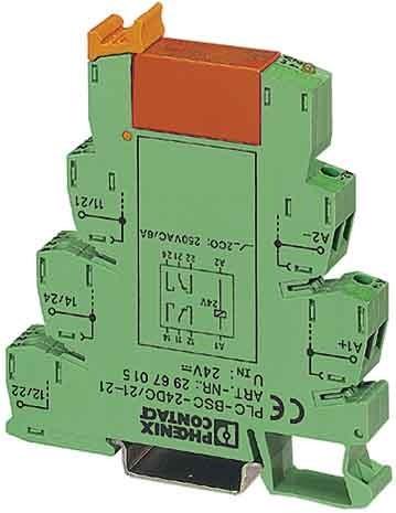 Phoenix Contact Interface PLC-RSC-24DC/21-21AU