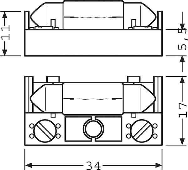 renz metallwaren beleuchtungshalter 97 9 85131. Black Bedroom Furniture Sets. Home Design Ideas