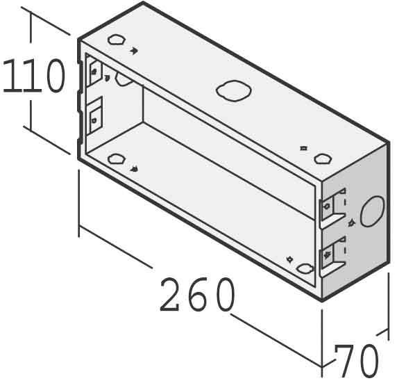 renz metallwaren inst info blindkasten 14 2 20100 vz. Black Bedroom Furniture Sets. Home Design Ideas