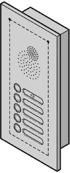 renz metallwaren sprechanlage 16 0 16383 eds. Black Bedroom Furniture Sets. Home Design Ideas