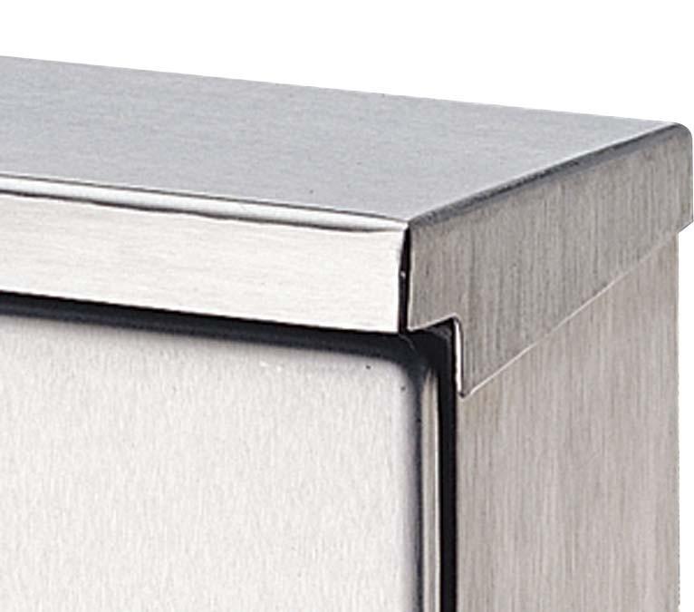 rittal regendach edelstahl 380x210mm sz eur 74. Black Bedroom Furniture Sets. Home Design Ideas