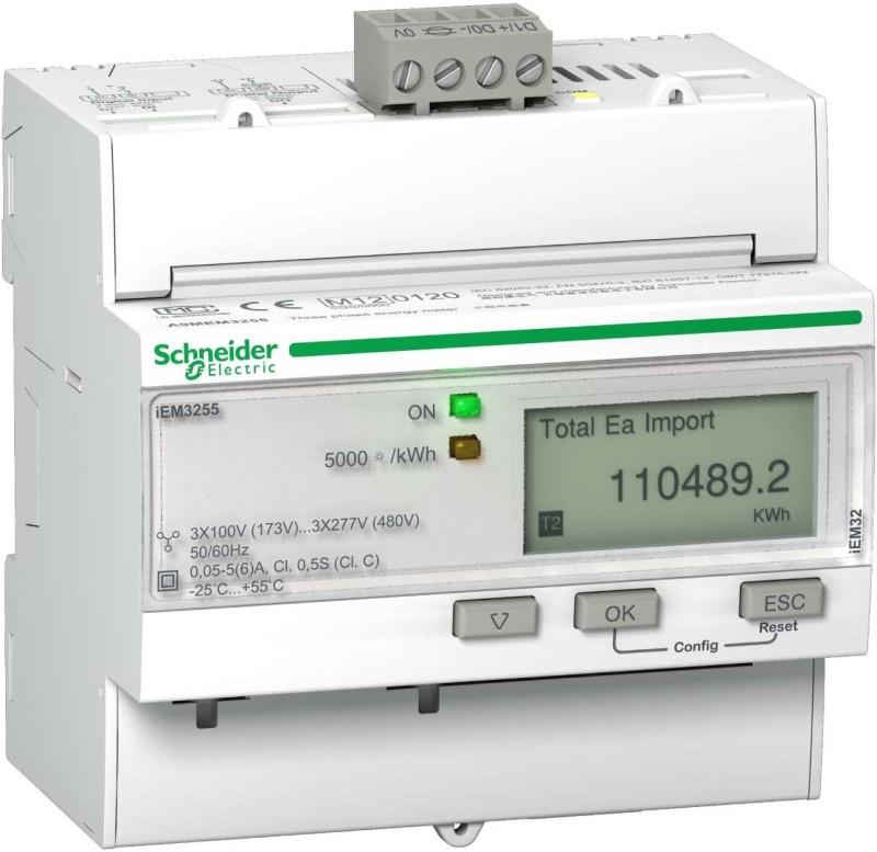 Schneider Electric Energiez Hler Iem3255 A9mem3255
