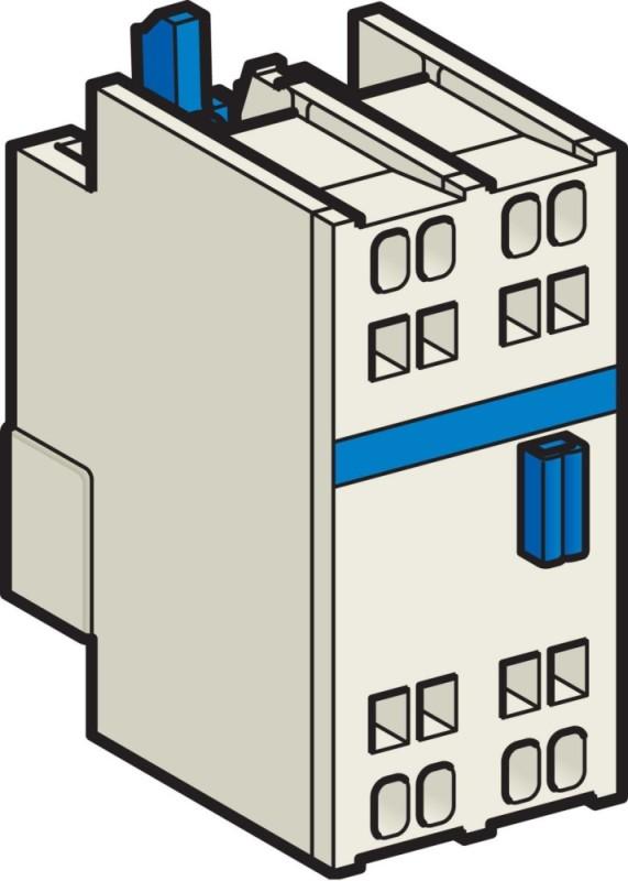 schneider electric hilfsschalter ladn113 elektroartikel online shop. Black Bedroom Furniture Sets. Home Design Ideas
