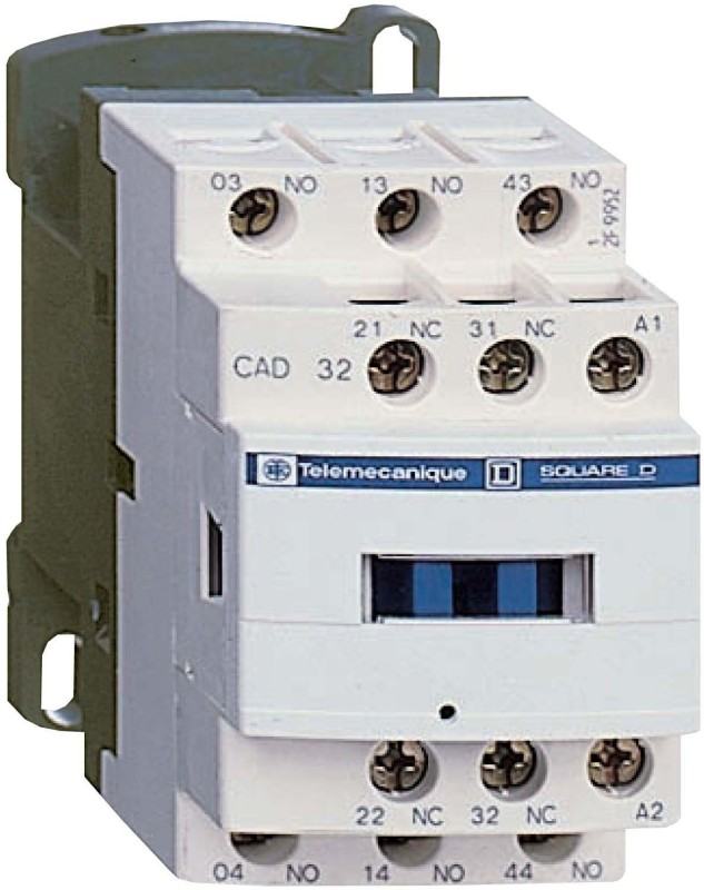 Schneider Electric Hilfsschütz 3S 2Ö 24VDC CAD32-BD | eBay