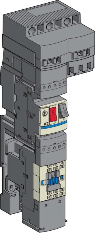 schneider electric montageadapter lad311 elektroartikel online shop. Black Bedroom Furniture Sets. Home Design Ideas