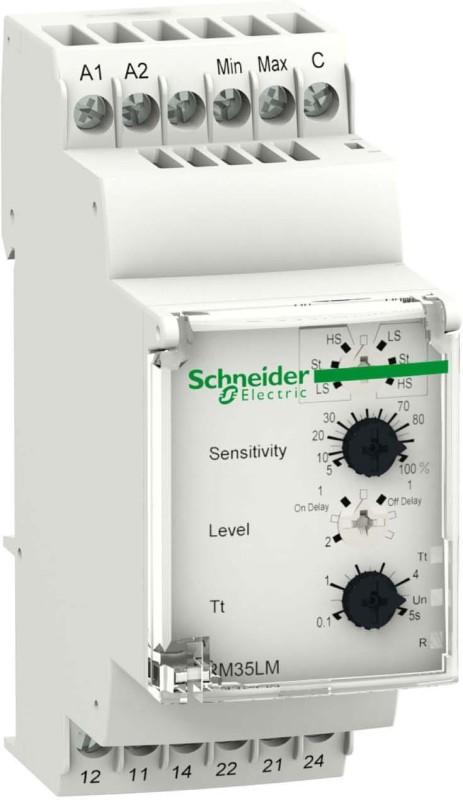 schneider electric niveauw chter rm35lm33mw elektroartikel online shop. Black Bedroom Furniture Sets. Home Design Ideas