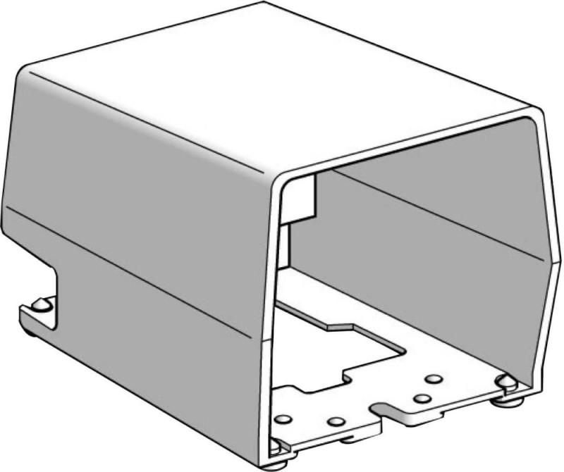 schneider electric schutzhaube xpez901. Black Bedroom Furniture Sets. Home Design Ideas