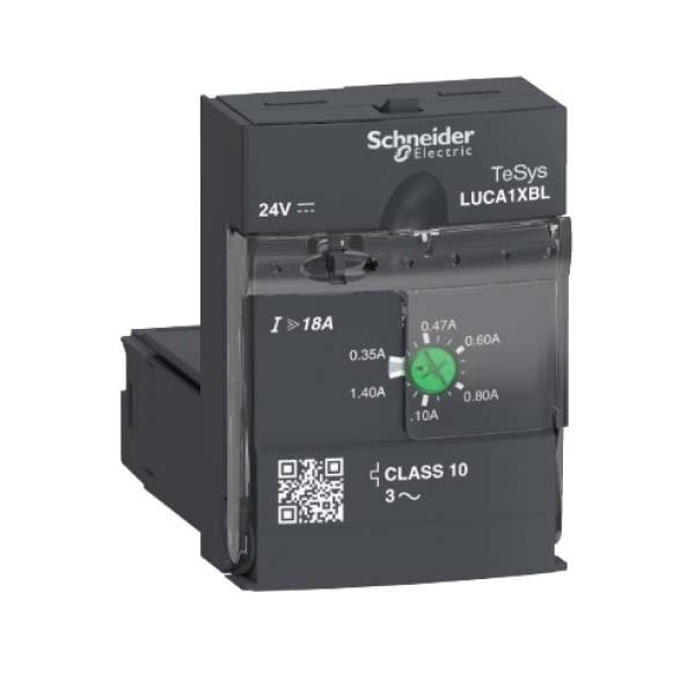 Schneider Electric Steuereinheit 0,35-1,4A 24VDC LUCA1XBL