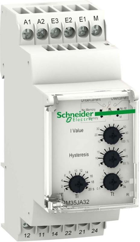 schneider electric stromw chter rm35ja32mw elektroartikel online shop. Black Bedroom Furniture Sets. Home Design Ideas