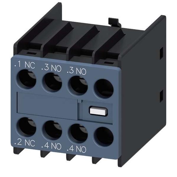 Siemens Indus.Sector Hilfsschalterblock 2S+1Ö,S00+S0 3RH2911-1HA21