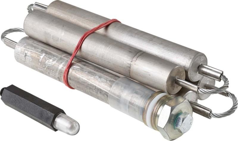 Stiebel Eltron Ersatzanode 143498 143498 143498 Signal- Ersatzanode Ersatzanode | Primäre Qualität  6f0380